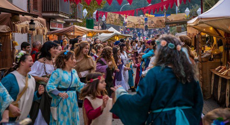 Festival Vilamagore Medieval